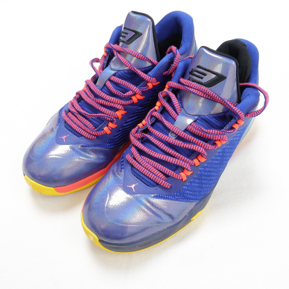 86ea2c1c8745 Jordan Other - Nike Air Jordan CP3 VIII Shoes Royal Infrared 10.5
